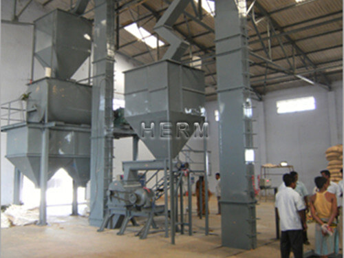 feed pellet plant for sale, herm machinery