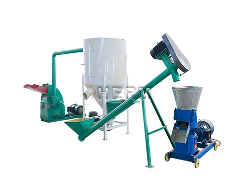 feed pellet production line for sale