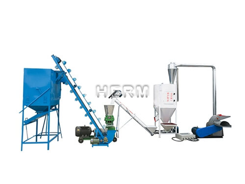 feed pellet production line price