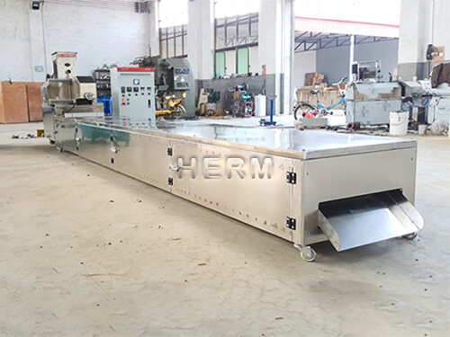 animal feed dryer using in animal feed produciton plant