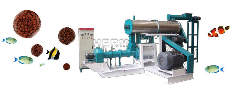 wet type floating fish feed pelletizer cost