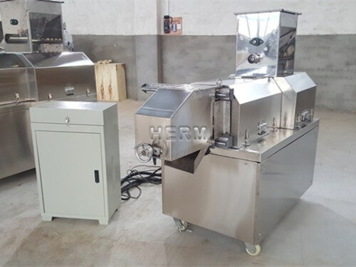 pet feed extruder machine