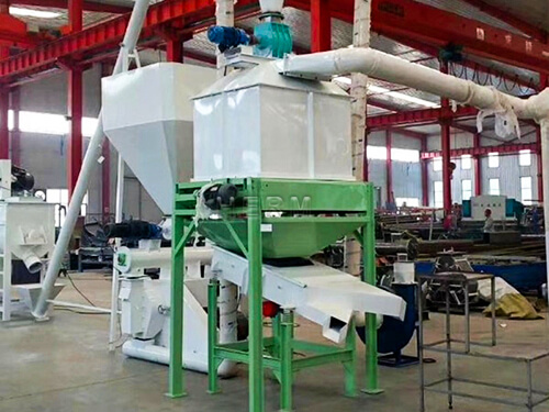 poultry feed pellet machine cost