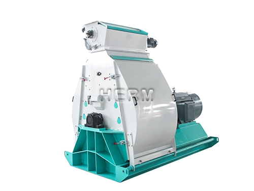 Water Drop Feed Hammer Mill
