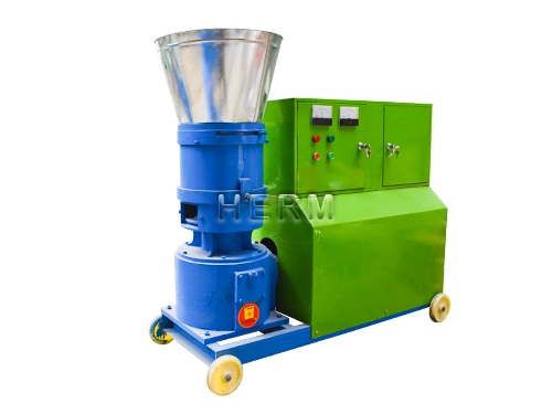 Flat Die Animal Feed Pellet Machine