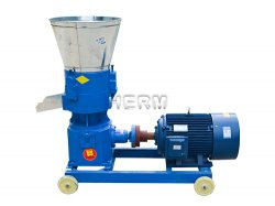 Small Flat Die Feed Pelleting M