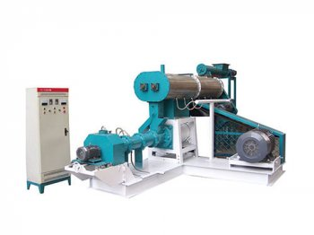 Wet Type Floating Fish Feed Pelletizer